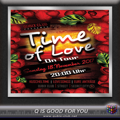 TIME OF LOVE * ON TOUR
